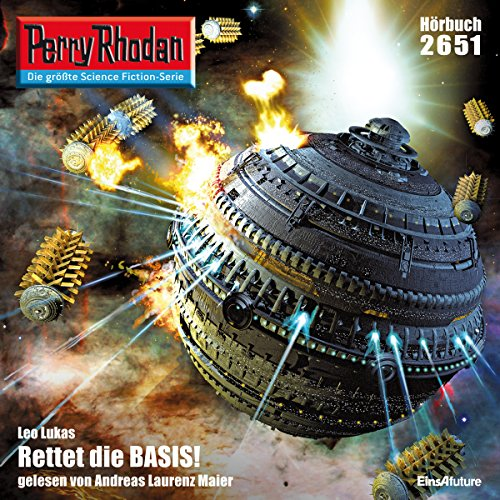 Rettet die BASIS! audiobook cover art