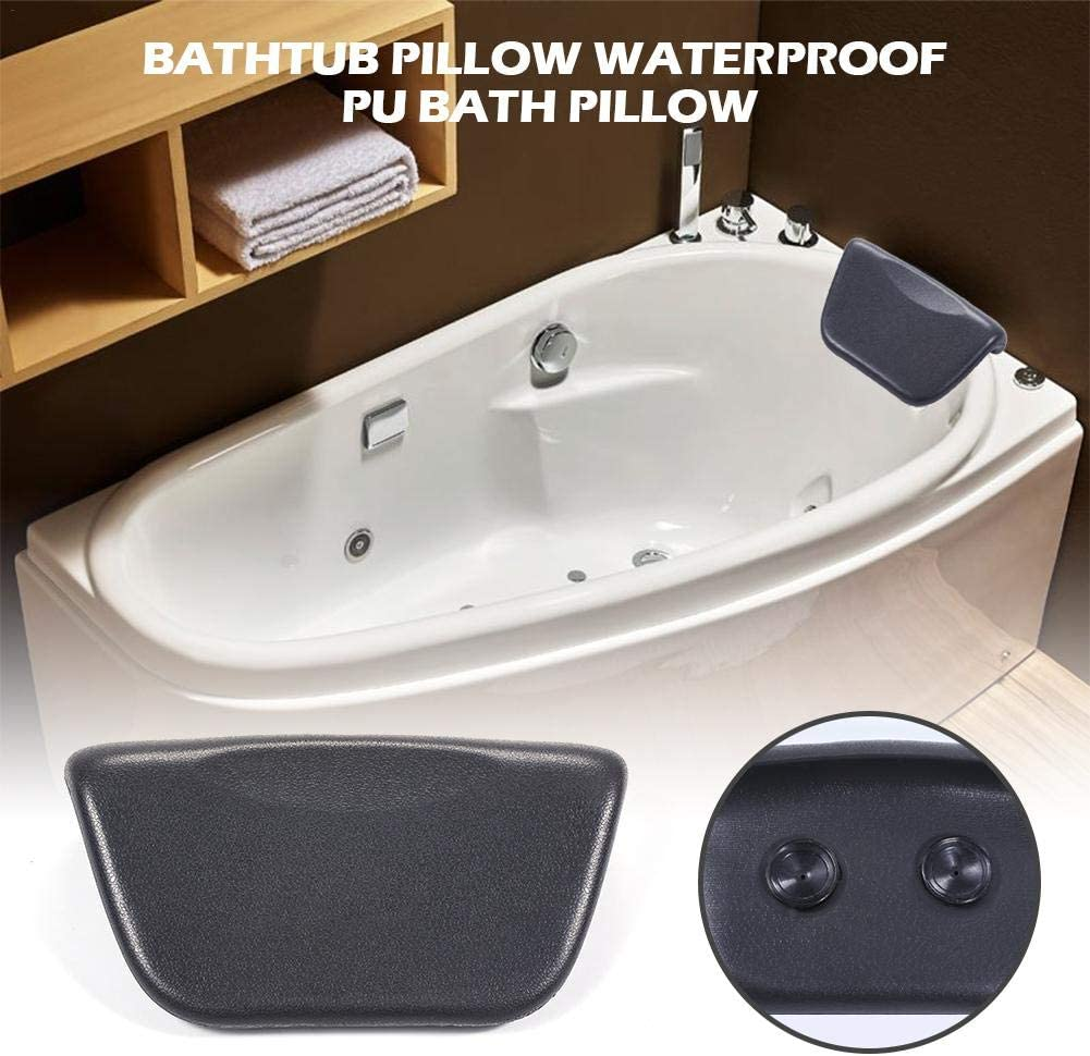 Waterproof Bathroom Cushion Bathtub Pillow Head for Shou Shipping included Price reduction Neck