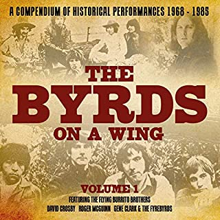 The Byrds On A Wing Volume 1 (8CD)