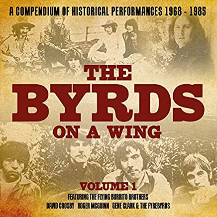 The Byrds On A Wing Volume One ( 8 CD SET)