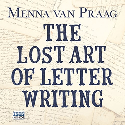 The Lost Art of Letter Writing audiobook cover art