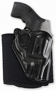 Galco Ankle Glove/Ankle Holster for S&W J Frame 640 Cent 2 1/8-Inch .357