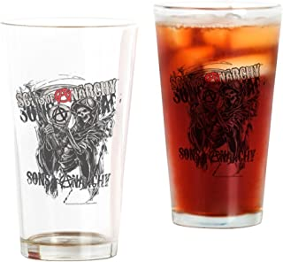 CafePress Sons Of Anarchy Reaper Pint Glass, 16 oz. Drinking Glass