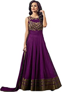Rise On Fab Dress Material Anarkali