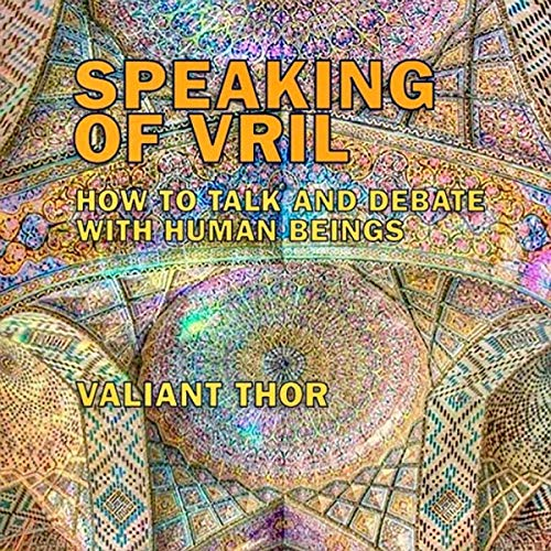 Speaking of Vril audiobook cover art