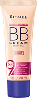 Rimmel BB Cream Beauty Balm 9 in 1 - Light