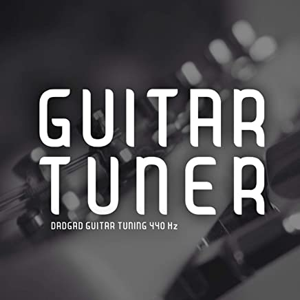 Guitar Tuner: Alternative Dadgad Tuning - (Acoustic, 440 Hz)