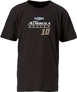 Ouray Sportswear NASCAR Youth Ouray S/S T Aric Almirola، أسود، متوسط