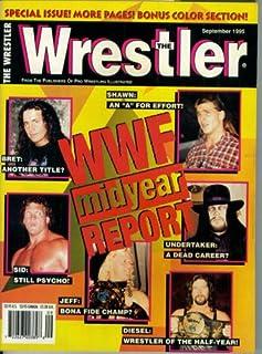 The Wrestler Magazine : WWF Midyear Report (September 1995)