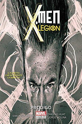 Prodigo. X-Men legion: 1