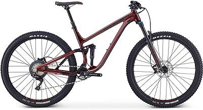 Fuji Rakan 29 1.3 Bicicleta de suspensión Completa 2019 Ox Sangre 54 cm (21