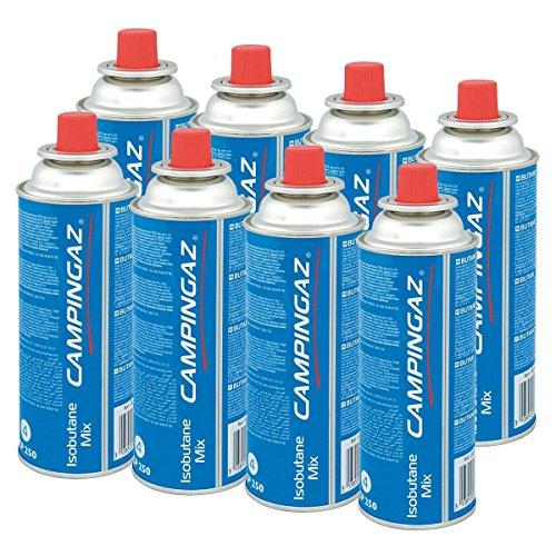 Campingaz 8wiederverschließbare Gas-Kartuschen für Bistro CP250–jeweils 250g