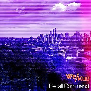 Recall Command