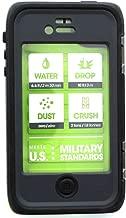 OTTERBOX 77-26095 iPhone(R) 4/4S Armor Series(R) Case (Black/Green)