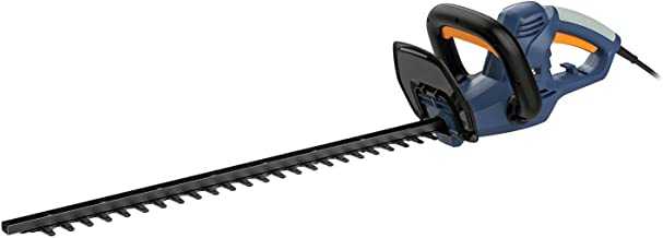 BLUE RIDGE 600W Electric Hedge Cutter/Trimmer BR8202 655mm Blade Length, 16mm Tooth Spacing, 6m Long Cable, Blade Sheath I...