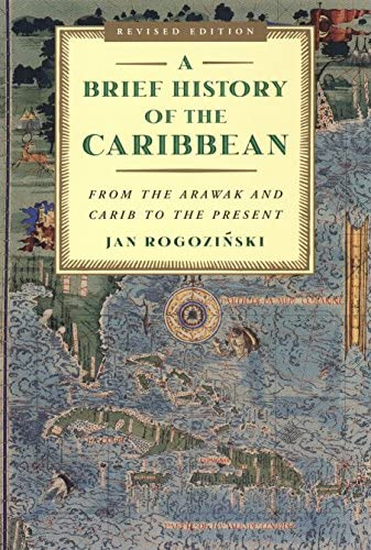 A Brief History of the Caribbean From the Arawak and Carib to the Present product image