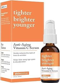 Skin Solve Anti-Aging Vitamin C Serum
