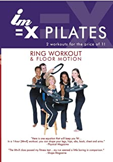 IM=X Pilates Ring Workout and Floor Motion