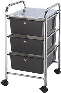 Best 3 drawer trolley Reviews
