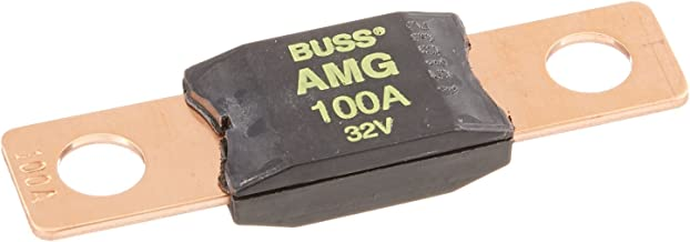 Bussmann AMG-100 AMG High-Current Stud Mount Fuse - 100 Amp Rating