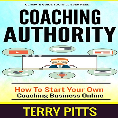 Coaching Authority cover art