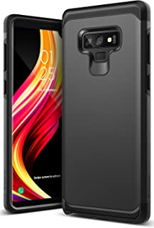 Caseology Legion for Galaxy Note 9 Case (2018) - Reinforced Protection - Black