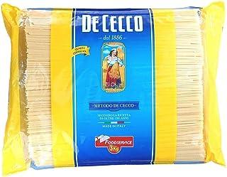 【ケース購入】ディ・チェコ No.11 スパゲティーニ 3kg×4袋 [並行輸入品]