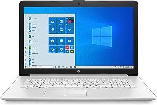 "2021 HP 17.3"" HD+ Display Laptop, Intel Core i3-1005G1 Processor, 8GB Memory, 128GB SSD + 1TB Hard Drive, DVD, HDMI, Windo..."