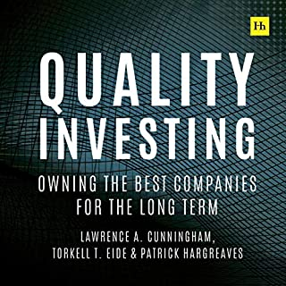 Quality Investing audiobook cover art