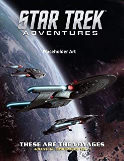 Star Trek Adventures - These Are the Voyages, Vol. 1