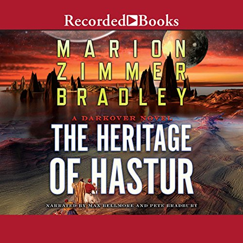 The Heritage of Hastur audiobook cover art