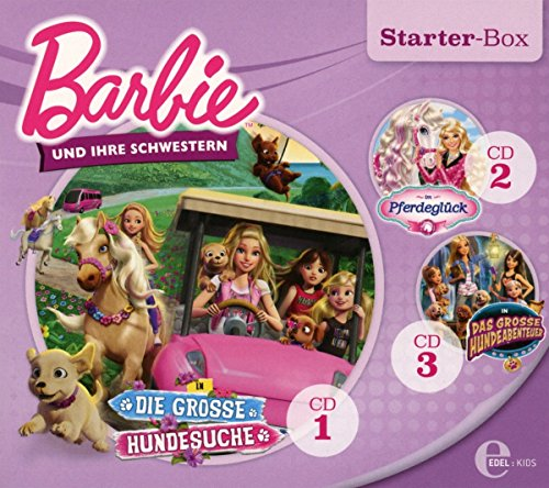 Barbie - Starter-Box Schwestern