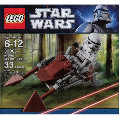 LEGO Mini Imperial Speeder Bike Star Wars Set 30005