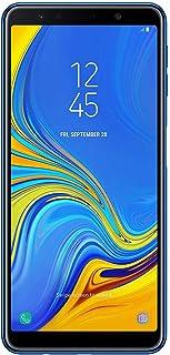 Samsung Galaxy A7 2017 Dual Sim - 32GB, 4G LTE, Blue (SM-A720F/DS)