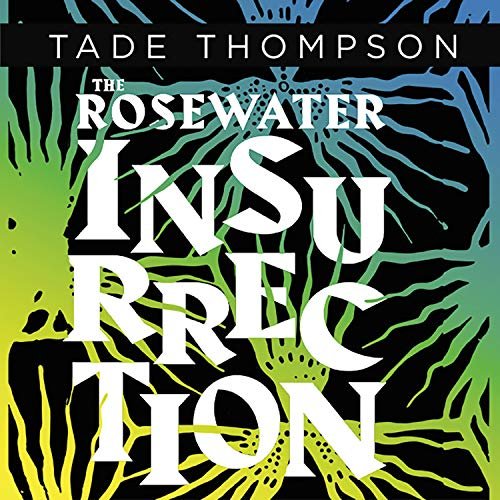 The Rosewater Insurrection  By  cover art