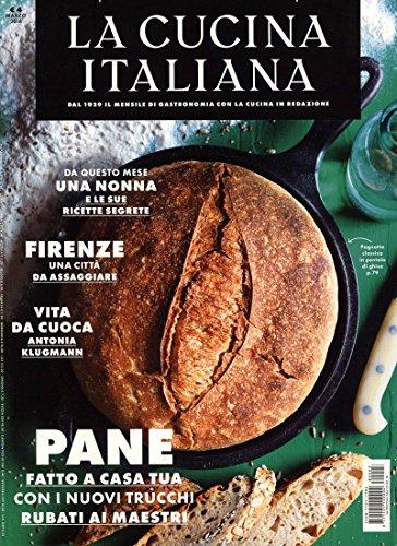 La Cucina Italiana [Abonnement jeweils 6 Ausgaben jedes Halbjahr]