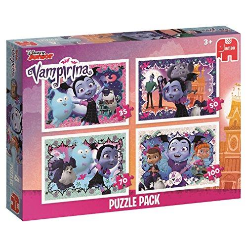 Jumbo Disney Vampirina 4 - Rompecabezas Puzzle Rompecabezas