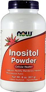 Now Foods Inositol Powder, 8 oz.