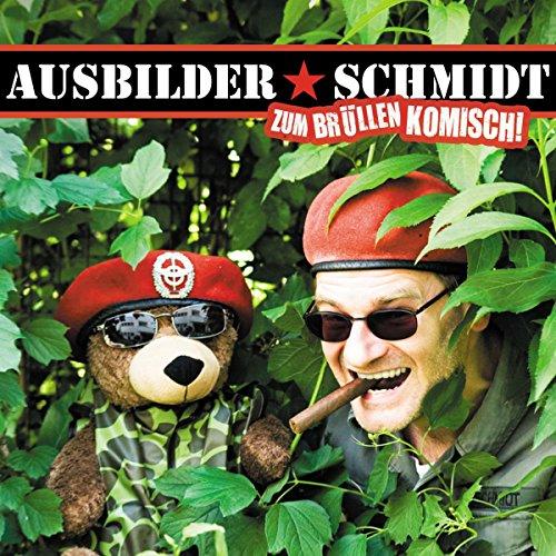 Zum Brüllen komisch!                   Autor:                                                                                                                                 Ausbilder Schmidt                               Sprecher:                                                                                                                                 Ausbilder Schmidt                      Spieldauer: 1 Std. und 11 Min.     13 Bewertungen     Gesamt 4,5