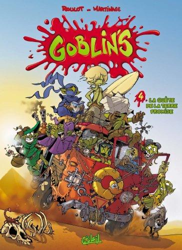 Goblin's T04: La Quête de la terre promise