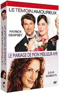 Le Témoin amoureux + Le mariage de mon meilleur ami