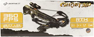 Barnett Outdoors Ghost 360 CRT Crossbow Package, Large, Camo
