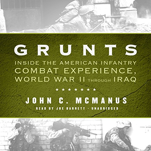 Grunts audiobook cover art