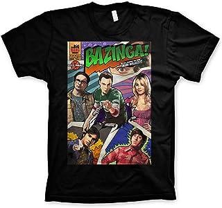 2b6544b1bd506 Amazon.co.uk: The Big Bang Theory: Clothing