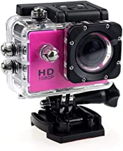 $59 » SJ4000X Sports Camera Waterproof 30M Camera HD 1080P Sport Action Camera DVR Cam DV Video Camcorder Screen (Red)