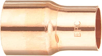 Elkhart Products 101R 1X3/4 1-Inch by 3/4-Inch Copper Couplings with Stop