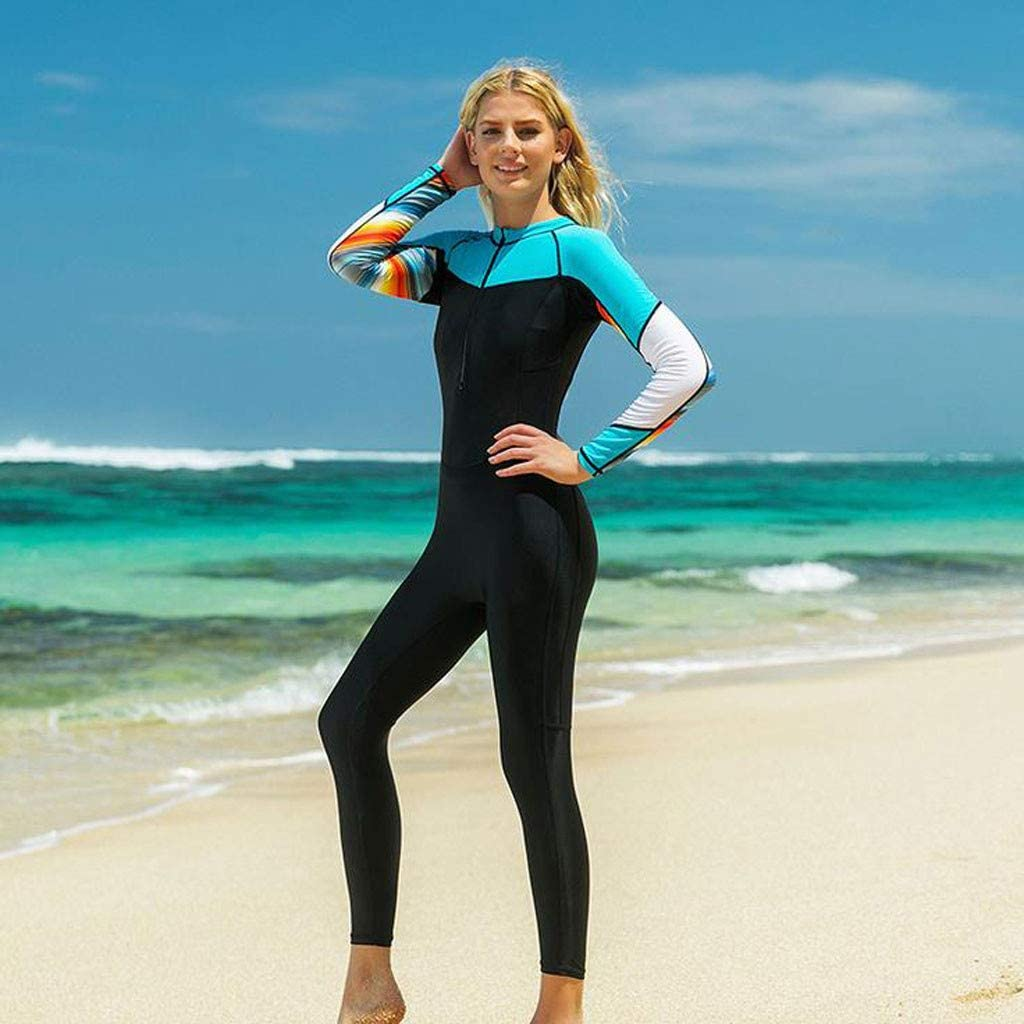 Women's Sales results No. 1 one-Piece Wetsuit Long-Sleeved Sunscreen Front All items in the store