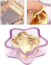 Music Box Perfect Workmanship Music Box Birthday Gift LTJHJTCD (Color : Love Story, Size : Free)