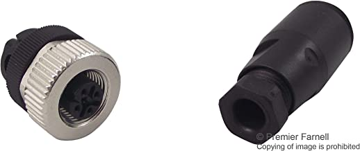 99-0436-14-05 - Circular Connector, 763 Series, Receptacle, 5, Socket, Screw, Cable Mount RoHS Compliant: Yes, (Pack of 2) (99-0436-14-05)