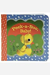 Peek-a-Boo Baby: Keepsake Greeting Card Board Book Board book